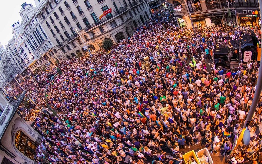 Fiestas en las Rozas de Madrid