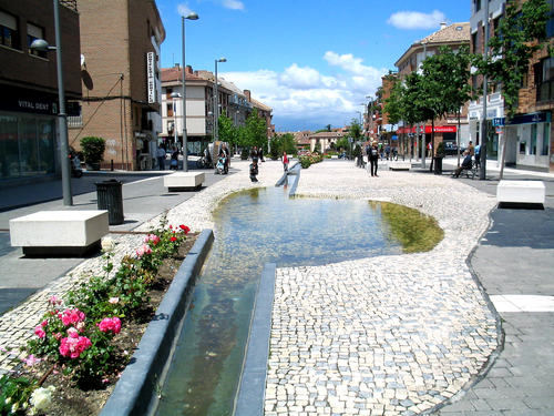 Lugares tur sticos que visitar en las rozas madrid th - Hotel las rosas madrid ...